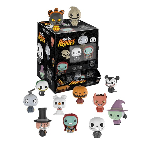 Funko Pint Size Heroes: Nightmare Before Christmas
