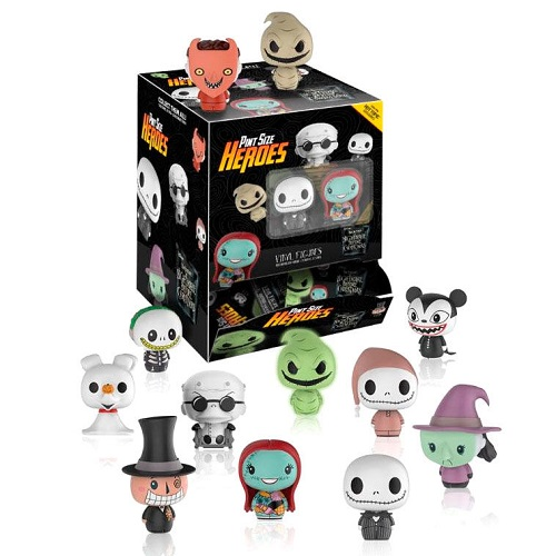 Funko Pint Size Heroes: Nightmare Before Christmas HT EX