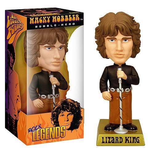 Wacky Wobbler: The Lizard King – Jim Morrison