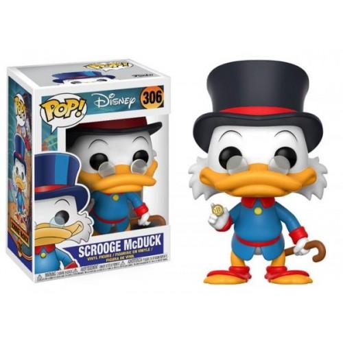 Funko Pop! Disney 306: DuckTales - Scrooge McDuck