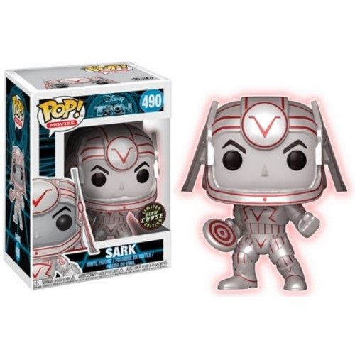 Funko Pop! Movies 490: Tron- Sark