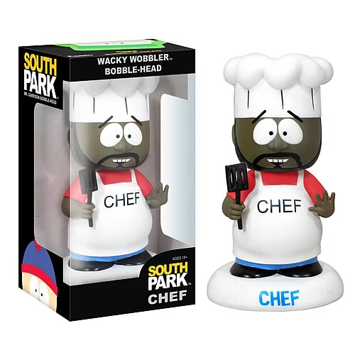 Wacky Wobbler: South Park – Chef