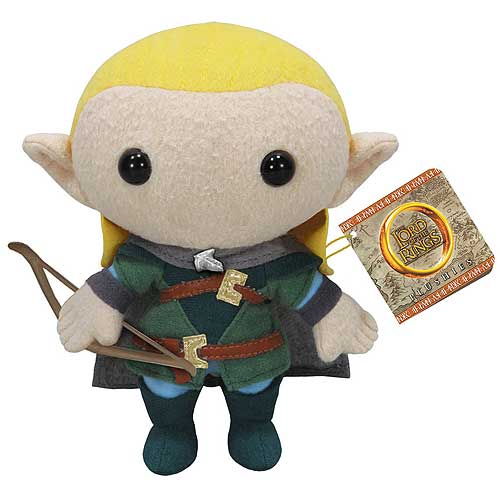 Plush: Lord of the Rings - Legolas