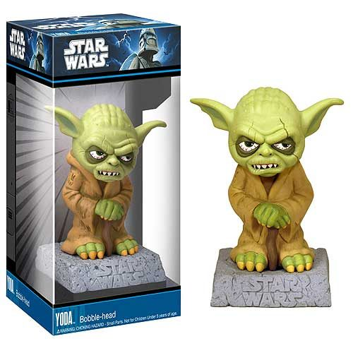 Bobblehead Star Wars Mini Mash-Up: Yoda