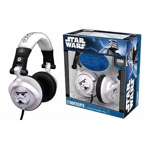 DJ Headphones: Star Wars – Stormtrooper