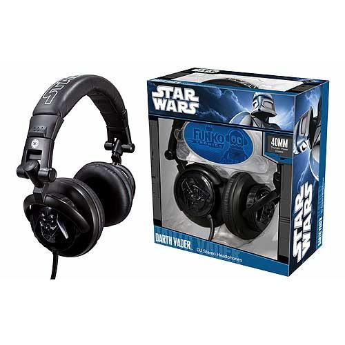 DJ Headphones: Star Wars – Darth Vader