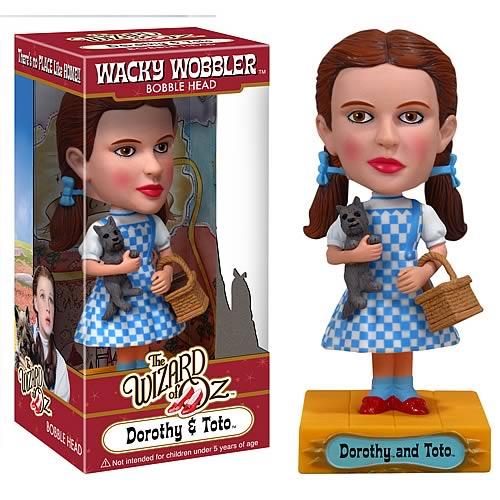 Wacky Wobbler: Wizard of Oz - Dorothy