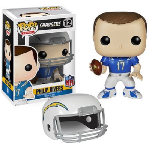 Funko Pop! NFLW4 12: Phillip Rivers
