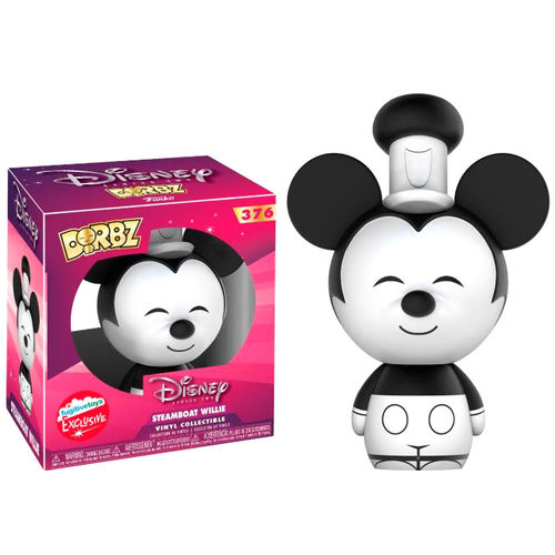 Dorbz Disney: Steamboat Willie (iEX)