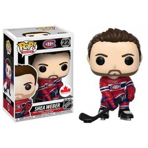 Funko Pop! NHL 22: NHL - Shea Weber (Home Jersey) iEX
