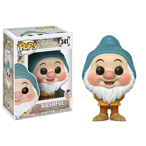 Funko Pop! Disney 341: Snow White – Bashful