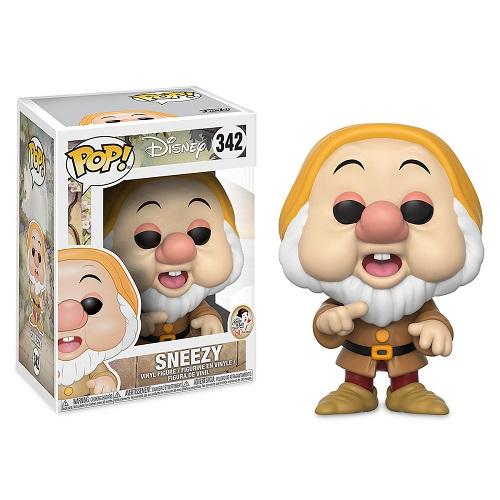 Funko Pop! Disney 342: Snow White – Sneezy