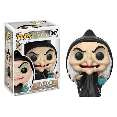 Funko Pop! Disney 347: Snow White – Witch