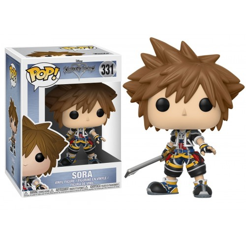 Funko Pop! Disney 331: Kingdom Hearts - Sora