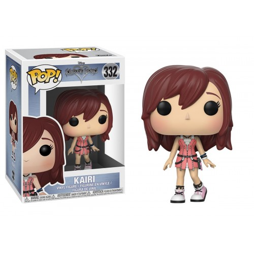Funko Pop! Disney 332: Kingdom Hearts – Kairi