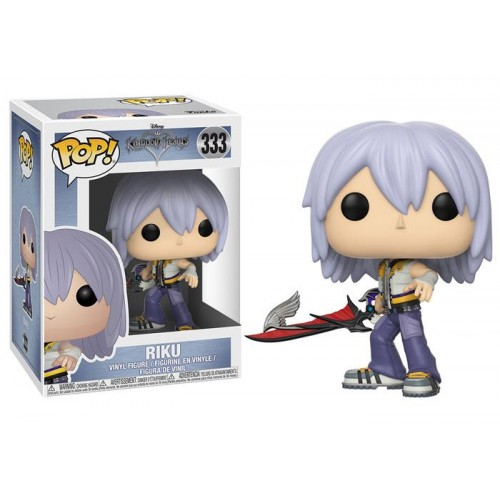 Funko Pop! Disney 333: Kingdom Hearts - Riku