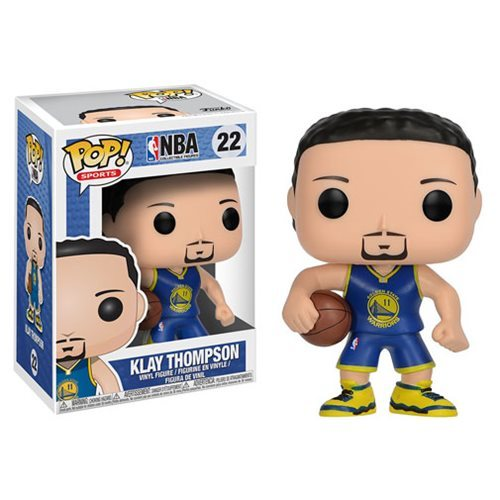 Funko Pop! NBA 22: Klay Thompson [Golden State Warriors]
