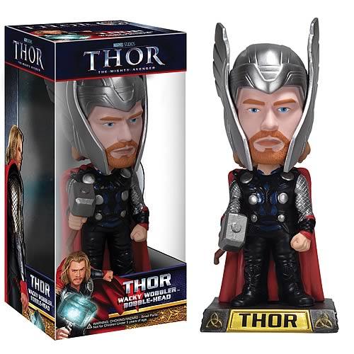 Wacky Wobbler: Marvel - Thor (Movie)