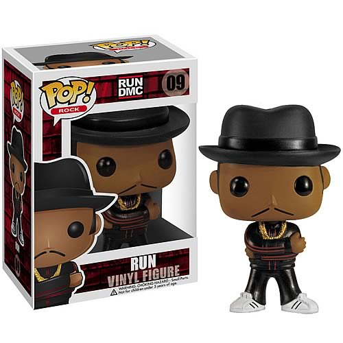 Funko Pop! Rocks 09: Run DMC – Run