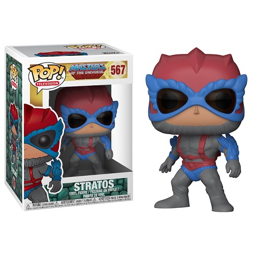 Funko Pop! TV 567: Masters of the Universe – Stratos