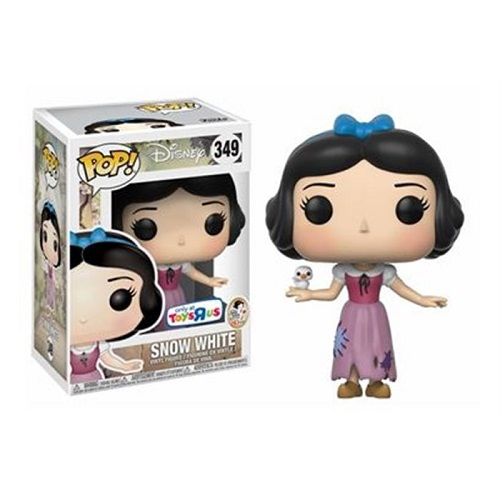Funko Pop! Disney 349: Snow White – Snow White (maid) iEX