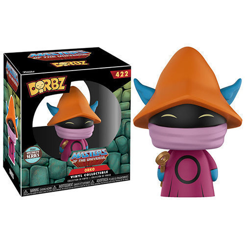 Dorbz 422: Masters of the Universe – Orko (SS EX)