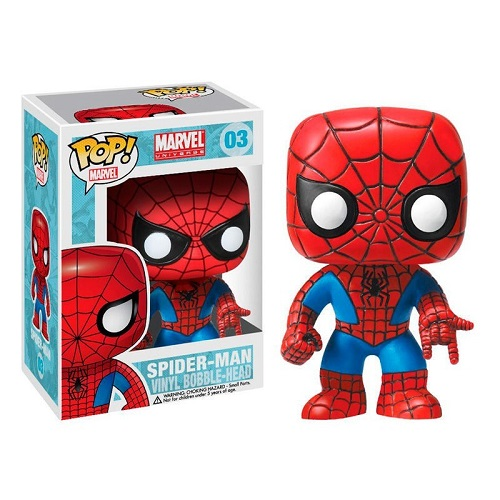 Funko Pop! Marvel 03: Spider-Man