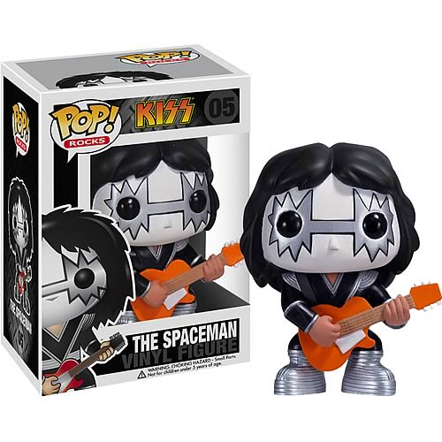 Funko Pop! Rocks 05: KISS - The Spaceman