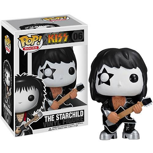 Funko Pop! Rocks 06: KISS - The Starchild