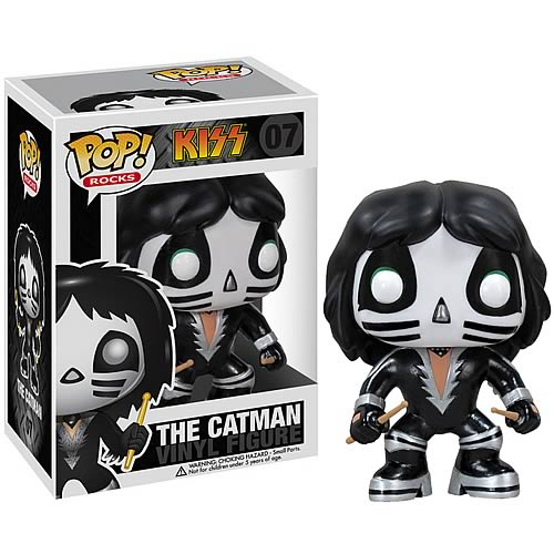 Funko Pop! Rocks 07: KISS - The Catman