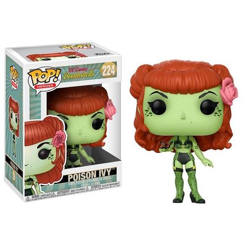 Funko Pop! Heroes 244: DC Bombshells - Poison Ivy