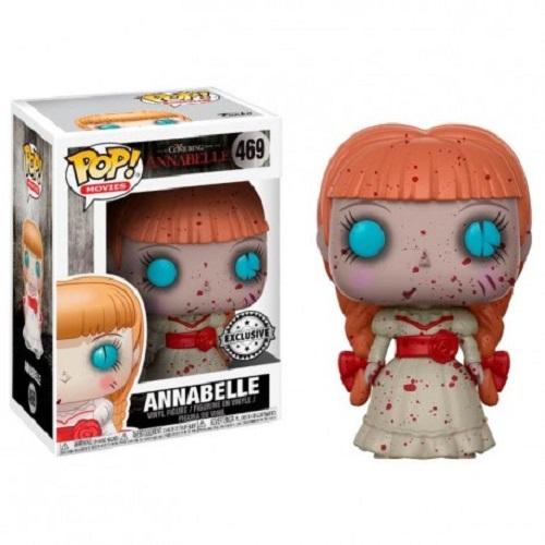 Funko Pop! Movies 469: Annabelle (Bloody) iEX