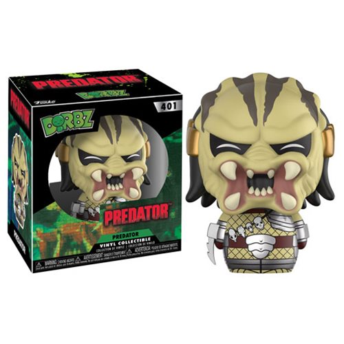 Dorbz 401: Predator - Predator [Open Mouth]