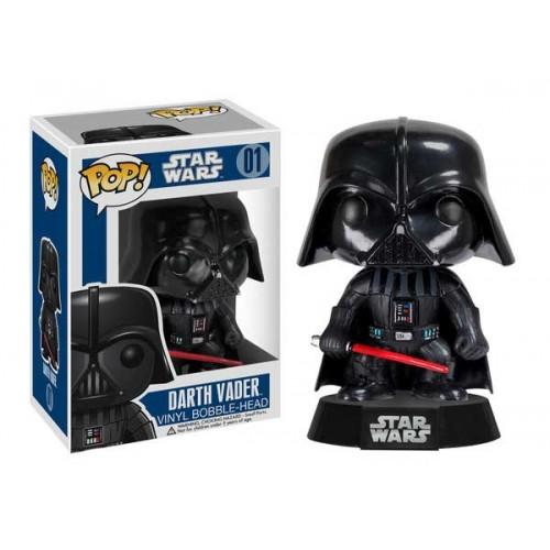 Funko Pop! Star Wars (Vinyl) 01: Darth Vader