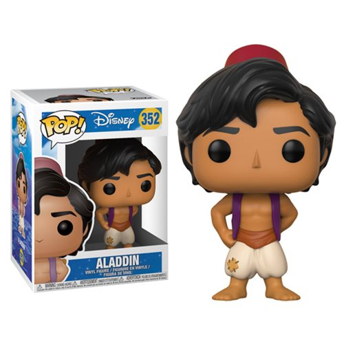 Funko Pop! Disney 352: Aladdin