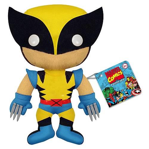 Plush: Marvel - Classic Wolverine