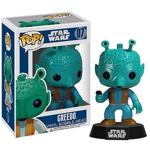 Funko Pop! Star Wars 07: Greedo