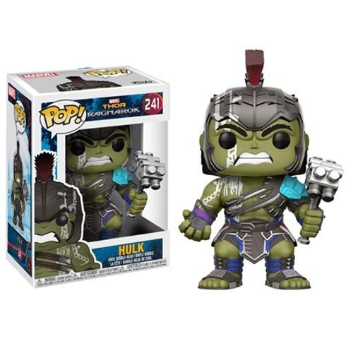 """Funko Pop! Marvel 241: Thor: Ragnarok - Gladiator Hulk 10"""""""