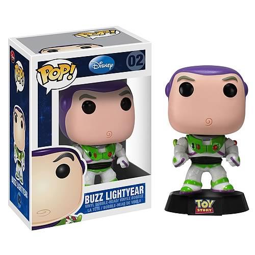 Funko Pop! Disney 02: Buzz Lightyear