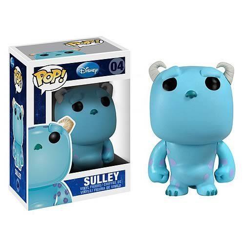 Funko Pop! Disney 04: Sulley
