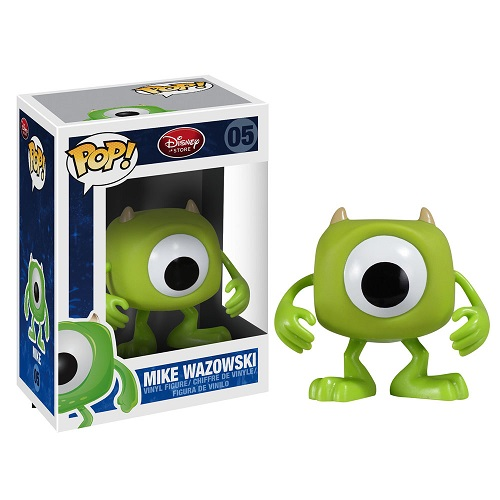 Funko Pop! Disney 05: Mike (Vinyl Figure)