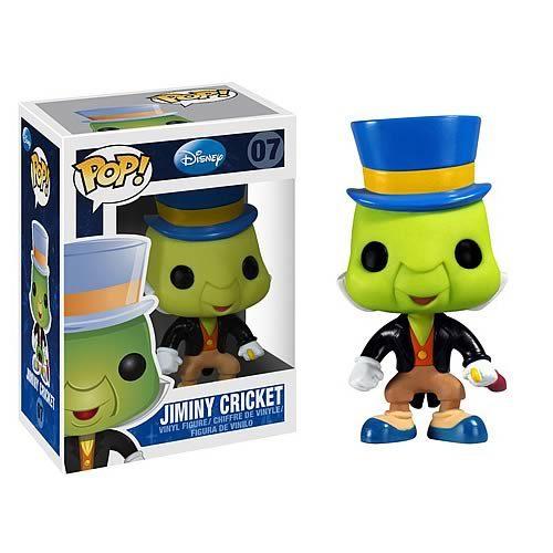 Funko Pop! Disney 07: Jiminy Cricket