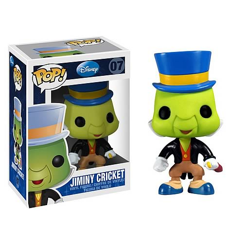 Funko Pop! Disney 07: Jiminy Cricket
