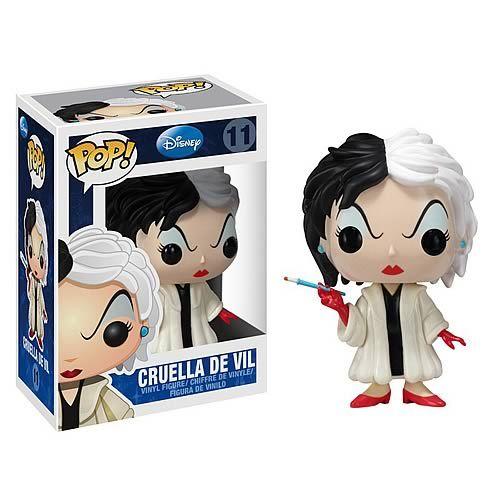 Funko Pop! Disney 11: Cruella De Vil (Vinyl)