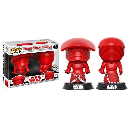 Funko Pop! Star Wars: The Last Jedi - Praetorian Guards (2 Pack) (SSEX)