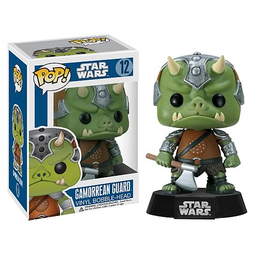 Funko Pop! Star Wars 12: Gamorrean Guard