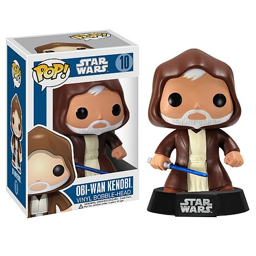Funko Pop! Star Wars 10: Obi-wan Kenobi