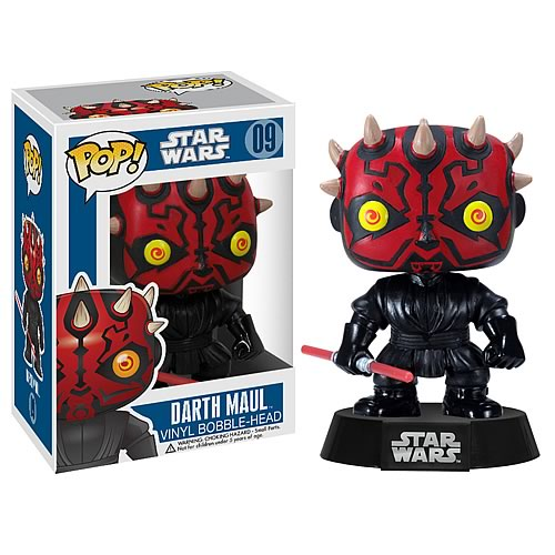 Funko Pop! Star Wars 09: Darth Maul