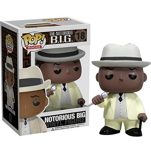 Funko Pop! Rocks 18: The Notorious B.I.G.