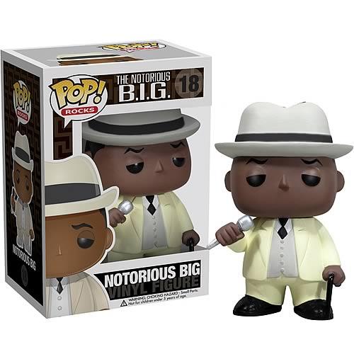 Funko Pop! Rocks 18: The Notorious B.I.G.